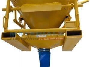 MCKUF200 Concrete Funnel Tray