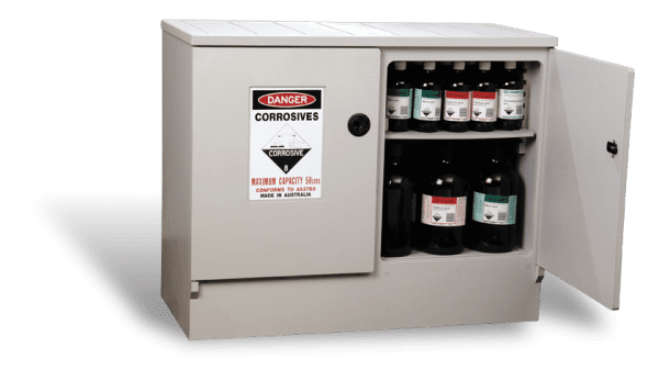 CP1000 Corrosive Substance Storage Cabinets Polyethylene