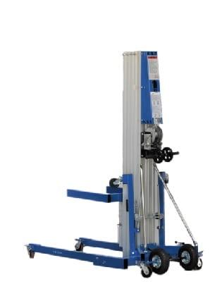 CS550 Manual lifter