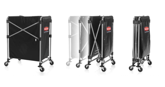 Collapsible X Cart