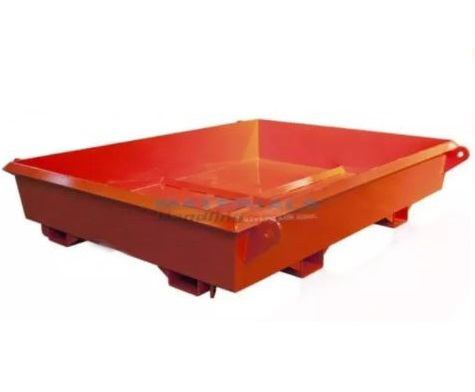 Concrete Collection Trays