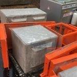 Concrete Mould MCWM12 with MCWMH