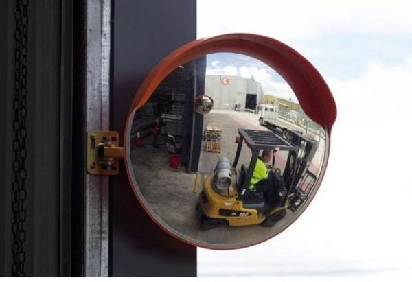 Convex Mirror Outdoor Application 2