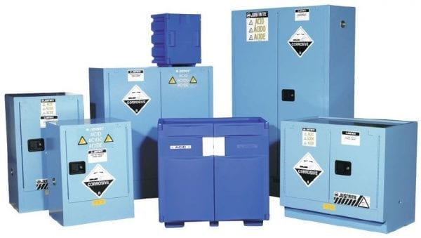 Corrosive Substance Storage Cabinets