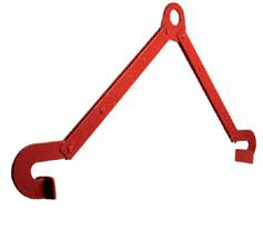 D261500 Horizontal Drum Clamp