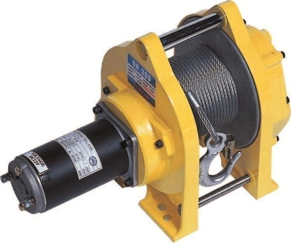 DC Winches