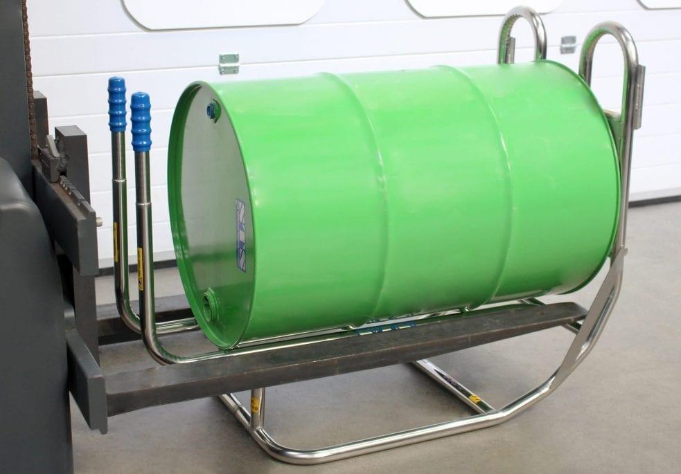 DCR02 Drum Rollover Cradle 3