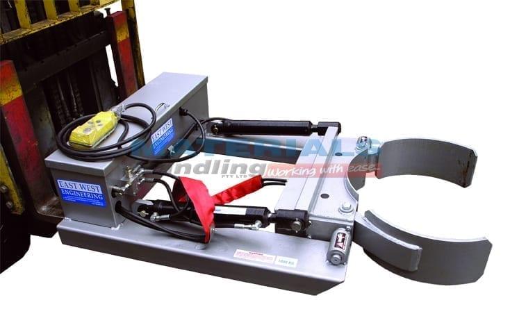 DDCGRHPP Drum Rotator Heavy Duty Grab BatteryElectric