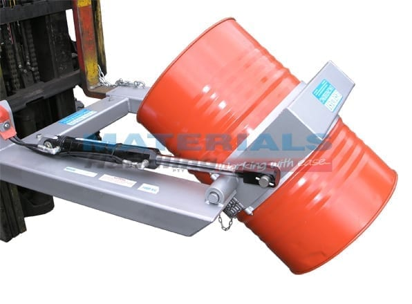 DDCR Drum Rotator Hydraulic