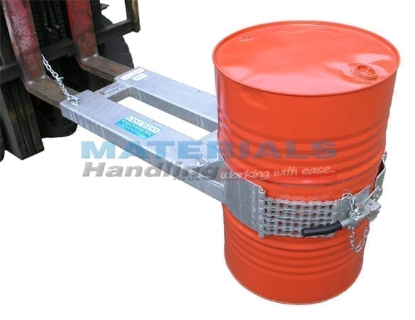 DDL1000 Clamp Band Drum Lifter