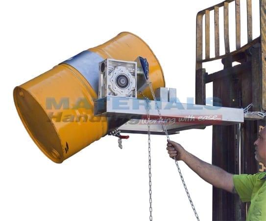 DDRNC Forklift Drum Rotator 1