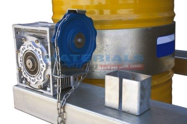 DDRNH Forklift Drum Rotator 4