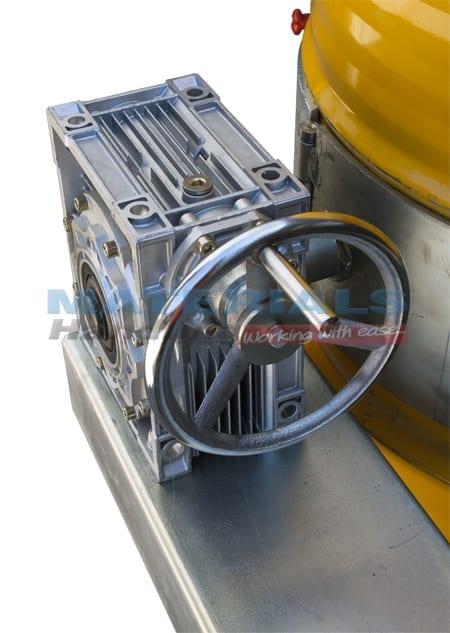 DDRNH Forklift Drum Rotator