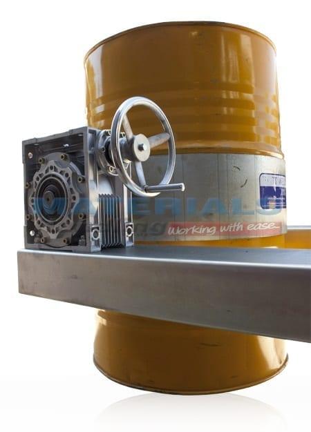 DDRNH Forklift Drum Rotator 6