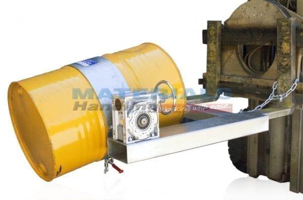 DDRNH Forklift Drum Rotator 9