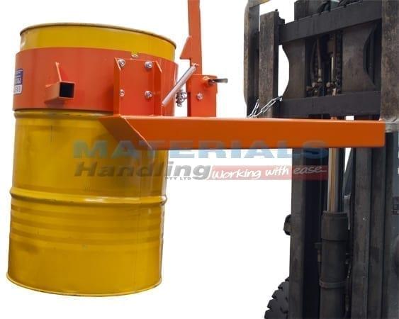 DDRU50 Manual Drum Dumper 2