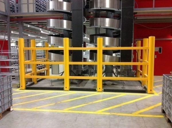Flex Impact Column Protection