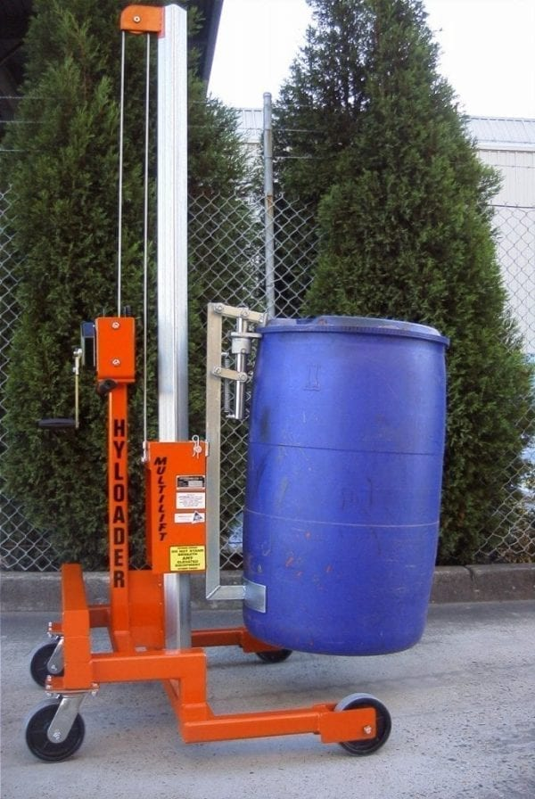 DHY01 MultiLift Plastic Drum Lifter