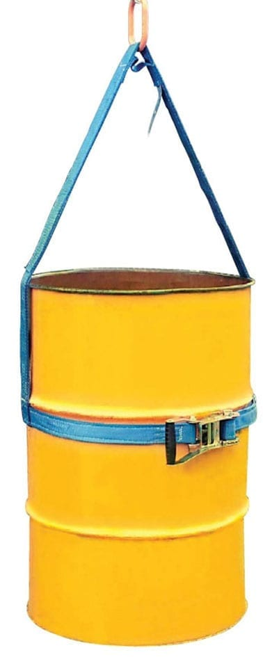 DLS1000 Drum Lifting Sling with Ratchet