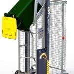 DumpMaster Wheelie Bin Tipper