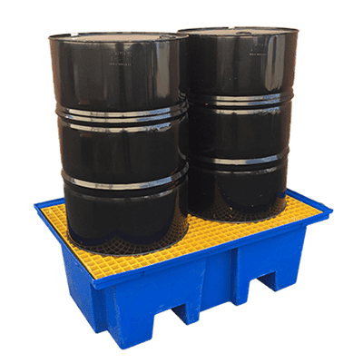 DMXP1001 Drum Spill Pallets