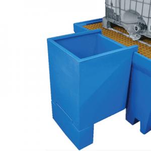 DMXP6101 Dispensing Tray for Single IBC Spill Pallets