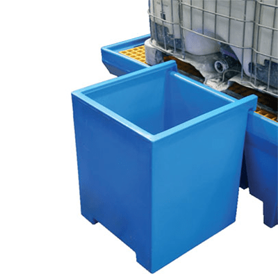 DMXP6102 Dispensing Tray for Double IBC Spill Pallets