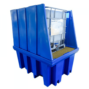 DMXP6510 Single IBC Spill Pallets Shroud