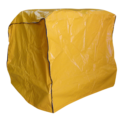 DMXP6602 PVC Cover only for Four Drum Spill Pallets
