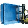 DPR06BB Outdoor Dangerous Goods Store IBCs forklift