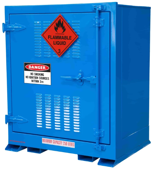 DPR250 Outdoor Dangerous Goods Store