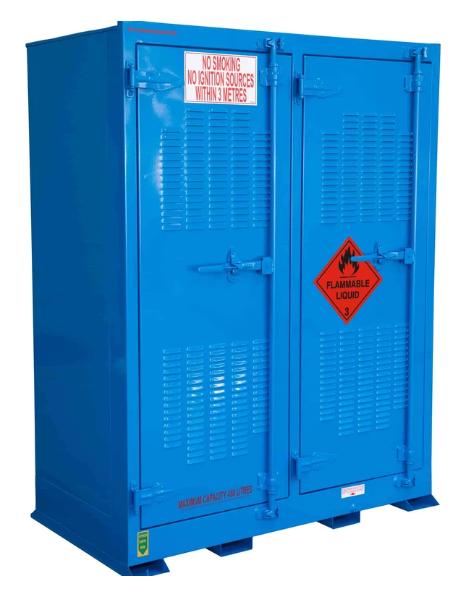 DPR450 Outdoor Dangerous Goods Store