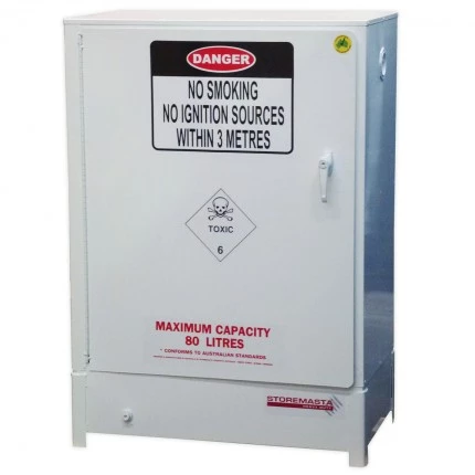 DPS0806 Heavy Duty Dangerous Goods Storage Cabinets closed