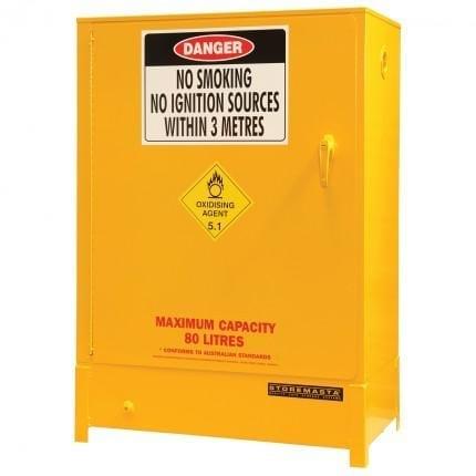 DPS080A Heavy Duty Dangerous Goods Storage Cabinets