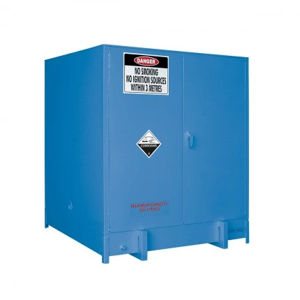 DPS10008 Heavy Duty Dangerous Goods Storage Cabinets closed