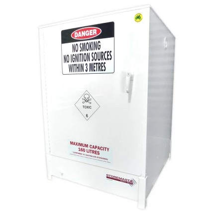 DPS1606 Heavy Duty Dangerous Goods Storage Cabinets closed