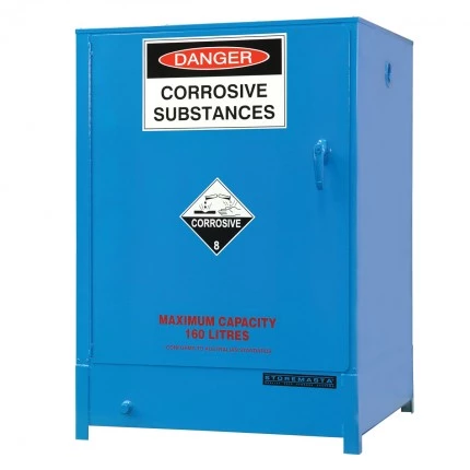 DPS1608 Heavy Duty Dangerous Goods Storage Cabinets closed