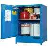 DPS1608 Heavy Duty Dangerous Goods Storage Cabinets open