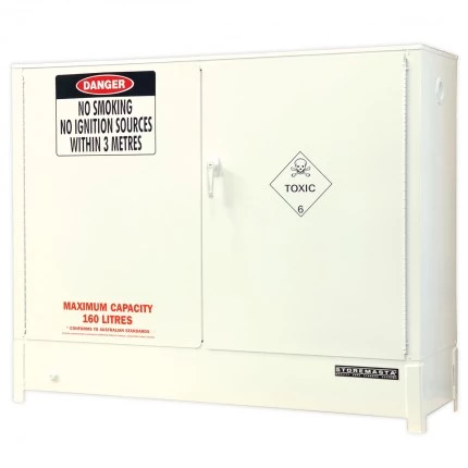 DPS1616 Heavy Duty Dangerous Goods Storage Cabinets closed