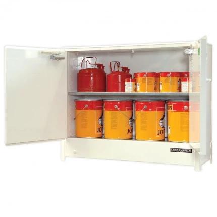 DPS1616 Heavy Duty Dangerous Goods Storage Cabinets open