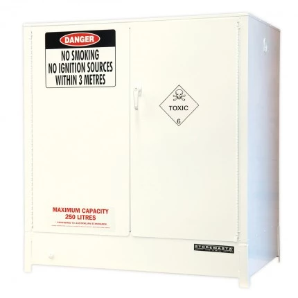 DPS2506 Heavy Duty Dangerous Goods Storage Cabinets closed
