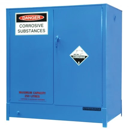DPS2508 Heavy Duty Dangerous Goods Storage Cabinets closed