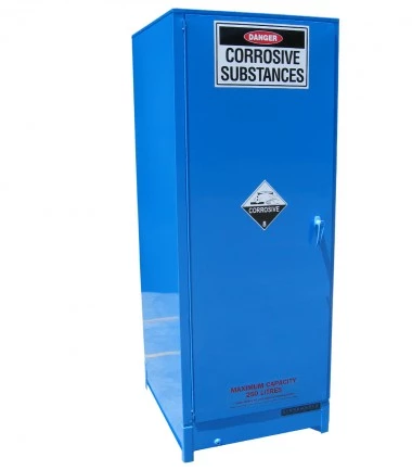 DPS2518 Heavy Duty Dangerous Goods Storage Cabinets closed