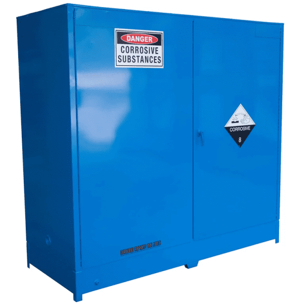 DPS6508 Heavy Duty Dangerous Goods Storage Cabinets closed