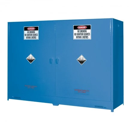 DPS8508 Heavy Duty Dangerous Goods Storage Cabinets closed