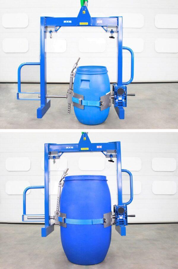 DRU02 Overhead Drum Rotator 2