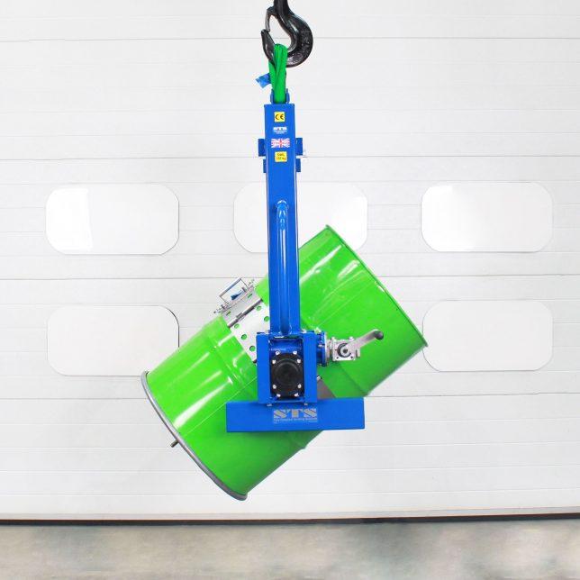 DRU02 Overhead Drum Rotator 3