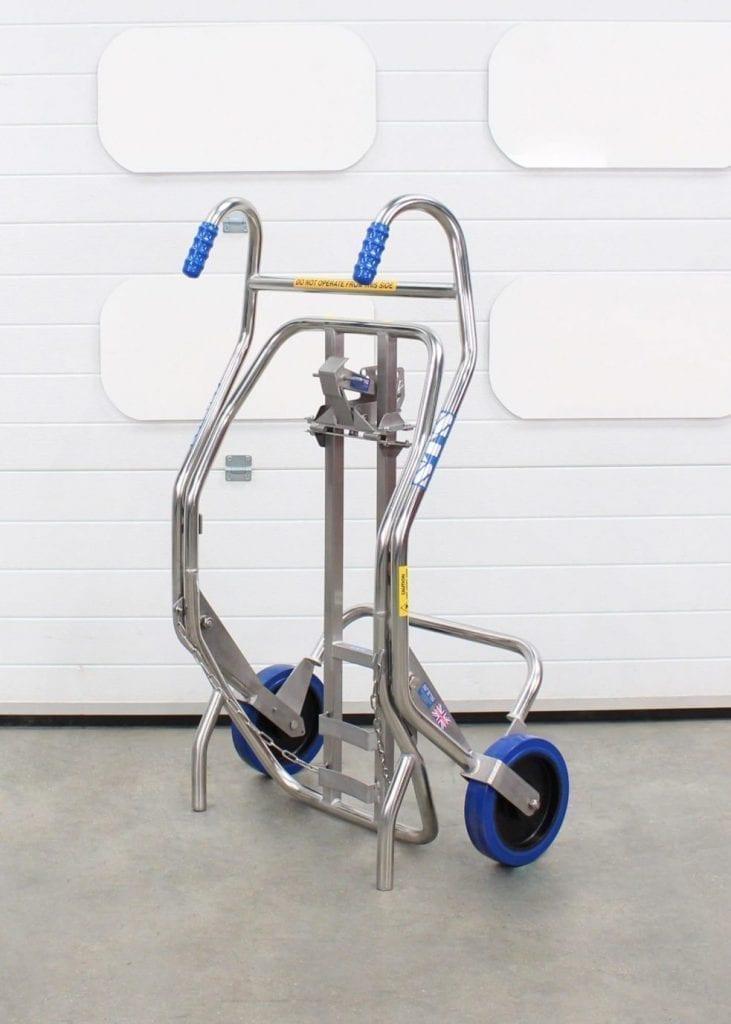 DTC01 Universal Drum Trolley 8