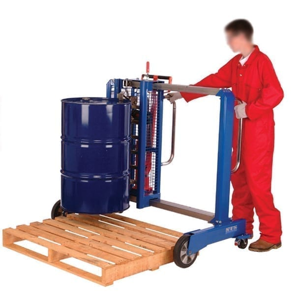 DTP04 Side Shift De-Palletiser