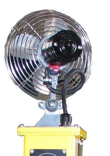 Destuff IT and Restuff IT Features Fan on Mast